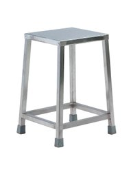 RB Panchal Stainless Steel Visitors Stool, For Hospital
