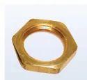 Brass Hexagonal Lock Nut