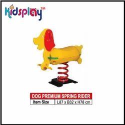 Dog Premium Spring Rider