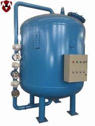 Pressure Sand Filter Plant