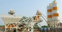 MAC Concrete Batching Mixing Plant