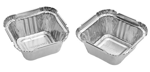 PARAMOUNT 120 ml catering foil container, Paramount Iron & Steel Works  Private Limited | ID: 19699170373