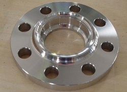 Titanium GR.5 Screwed Flanges