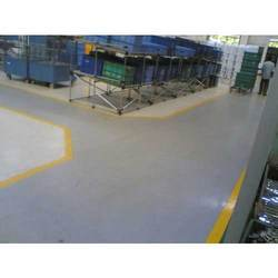 Anti Static Industrial Epoxy Flooring Service