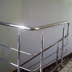 Stainless Steel Pipe Railings - 2 inch