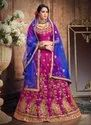Wedding Wear Silk Lehenga Choli