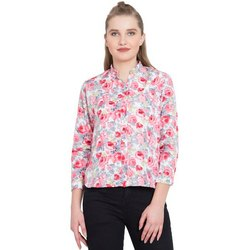 Crepe Stylesberry Branded Womens Shirt