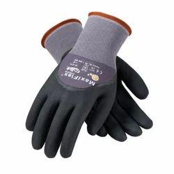 ATG Maxiflex Ultimate Micro-Foam Coated Palm Nitrile Glove