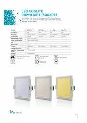 Syska 3 in 1 LED Panel Light SSK-RDL-3 in 1- S - 20W