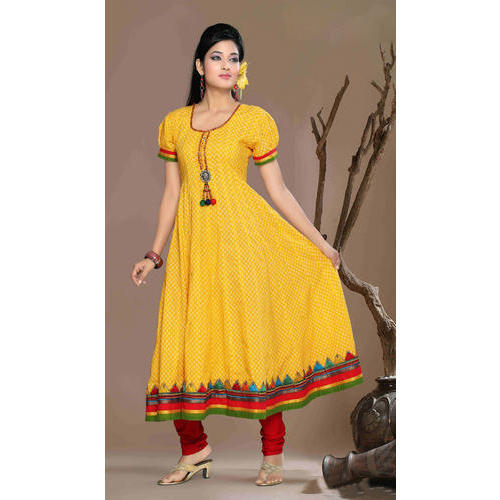 8215e5af48 Casual Wear Yellow Salwar Kameez, Rs 1000 /piece, Pakhis Designer ...