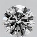 1.25ct Lab Grown Diamond CVD G VVS2 Round Brilliant Cut IGI Certified Stone