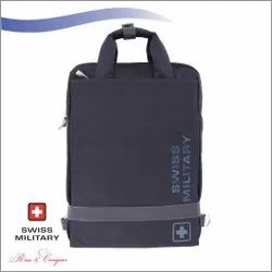 Multi Utility Smart Backpack Cum Sling Bag LB6