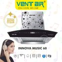 Ventair Musical Chimney Innova Music 60