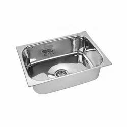 Prayag Bronze Rectangular Kitchen Sink
