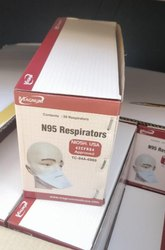 N95 Mask MAGNUM NIOSH Approved Brand