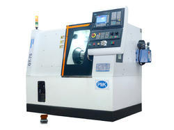 PMK Slant Bed CNC Turning Centers