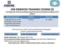 Job Oriented Professional Training