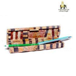 Stone Pencil Box