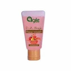 Agile Wellness Gel Fruit Magic Face Wash, Packaging Size: 60 Gram