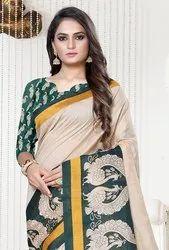 Bhagalpuri Vol 3 Casual Wear Bhagalpuri Printed Saree Catalog Collection