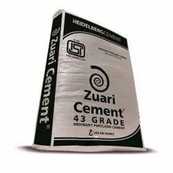 Zuari 43 Grade OPC Cement