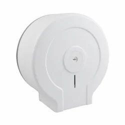 Plastic White Jumbo Roll Dispenser