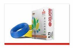 Single Polycab wire