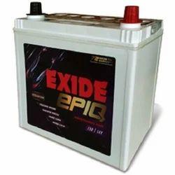 Exide Epiq SMF Car Battery