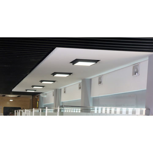Workstation Lighting With Enrich Warm White Surface Mount Workstation Light 45w 45w Rs 3150