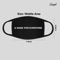 Genial Cotton Washable Mask