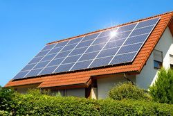 Off Grid Rooftop Solar PV System