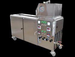 Semi Automatic Chapati Making Machine, Production Capacity: 500-1000 piece/hr