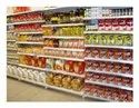 Grocery Store Shelving System