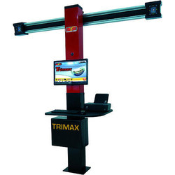 3D Wheel Alignment Equipment