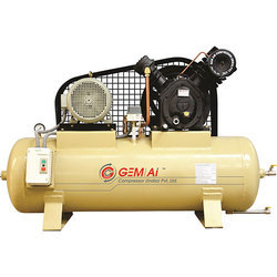 Double Stage Air Compressor