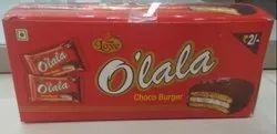 O Lala Choco Burger