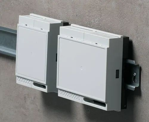 DIN Rail Mounted Enclosure - Railtec B