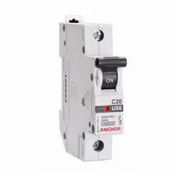 6 A To 63 A Anchor Miniature Circuit Breaker