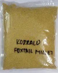 Foxtail Millet (Korralu)