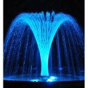 Gunmetal Flower Jet Fountain, 6 Inch