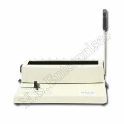 Manual Wiro Punching Machine T318