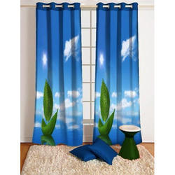 Polyester Fancy Curtain