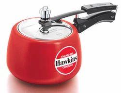 Hawkins Contura Red Presser Cooker