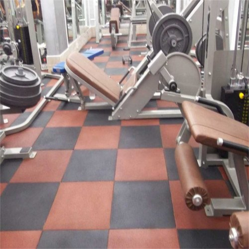 Gym Rubber Tiles Manufacturer From
