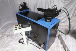 Semi-automatic Steel Furniture Making Machine
