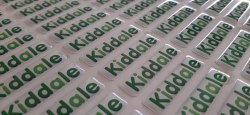 Plastic Dome Labels