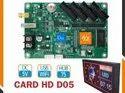 HUIDU D05  LED CONTROL CARD
