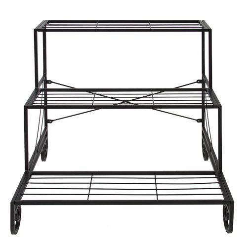 3 Tier Outdoor Heavy Duty Plant Stand
