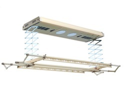 Ceiling Mounted Electric Cloth Drying Rack