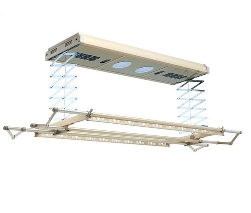 Ceiling Cloth Drying Rack Ceiling Mounted Automatic Cloth Drying